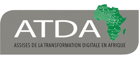Logo ADTA, Assises de la Transformation Digitale en Afrique