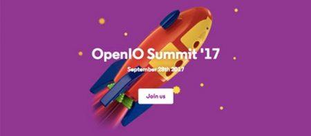 OpenIO Summit 2017