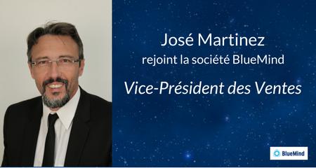 José Martinez, Vice-Président des Ventes chez BlueMind
