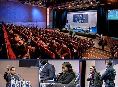 Personnalités du monde politique et numérique présent au POSS 2017