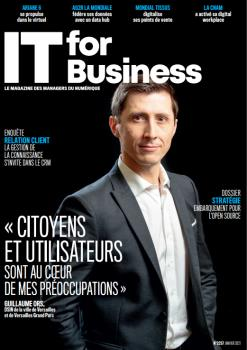 Couverture IT For Business